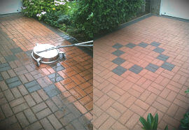 Patio Cleaning John's Wood